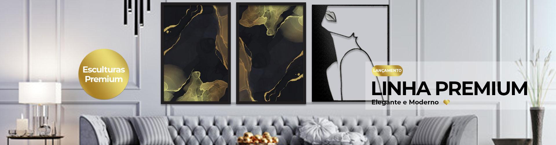 esculturas premium