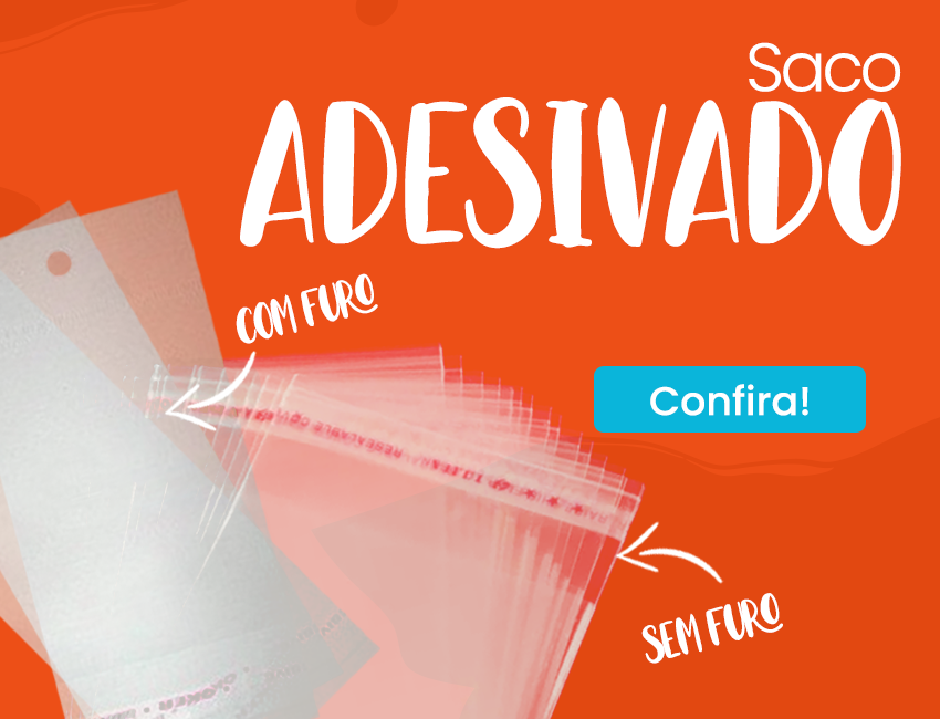 Saco Adesivado - Mobile