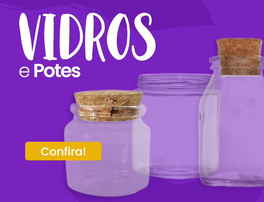 Vidros e Potes - Mobile