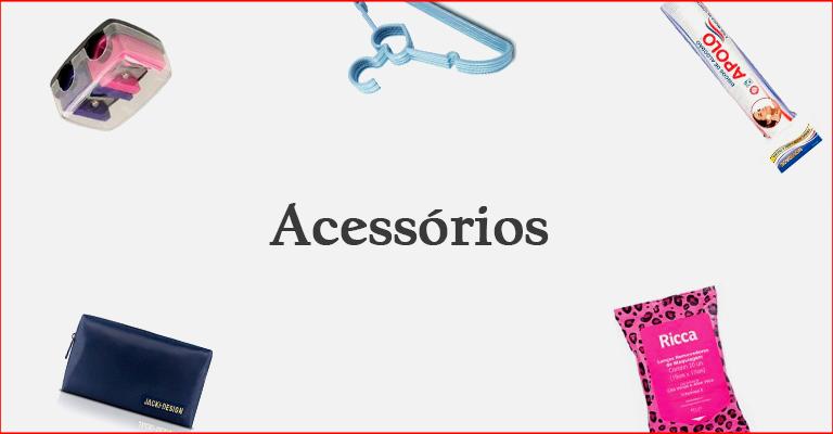 Banner Categoria Acessórios - Mobile
