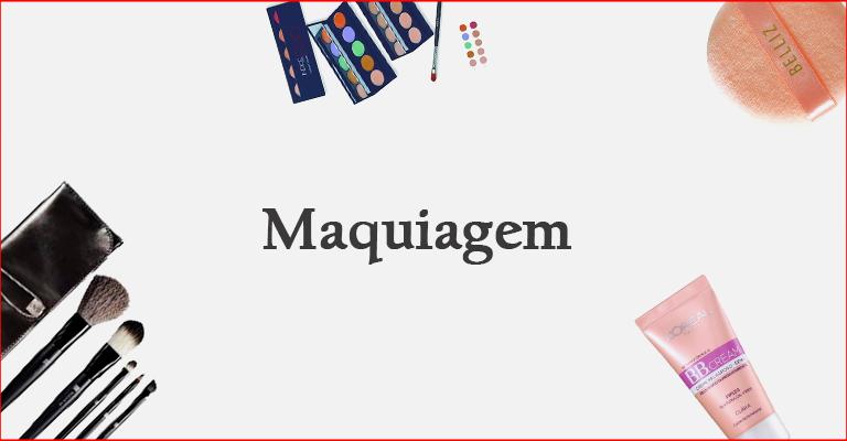 Banner Categoria Maquiagem - Mobile