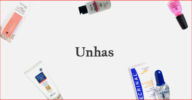 Banner Categoria Unhas - Mobile