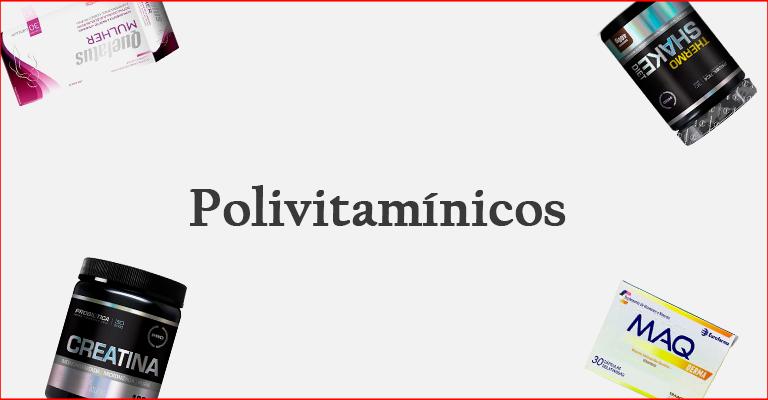 Banner Categoria Polivitamínicos - Mobile