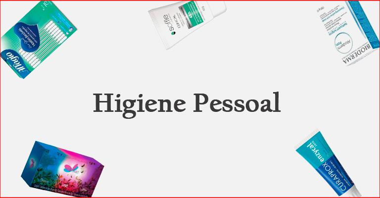 Banner Categoria Higiene Pessoal - Mobile