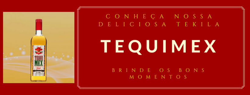 TEKILA TEQUIMEX DRINK FACIL