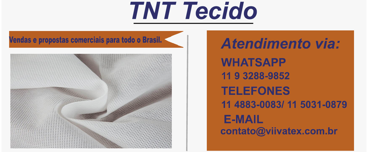 Tecidos TNT