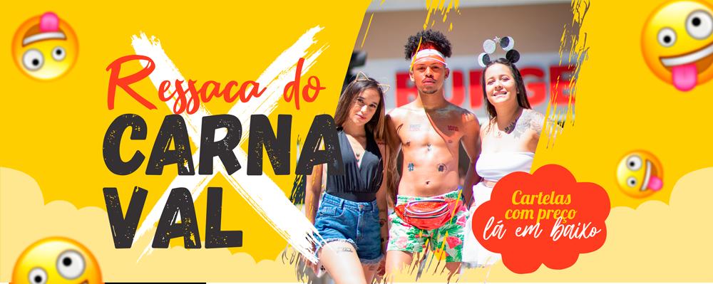 Ressaca Carnaval 2020