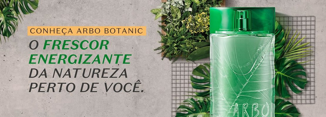 Arbo Botanic Lançamento