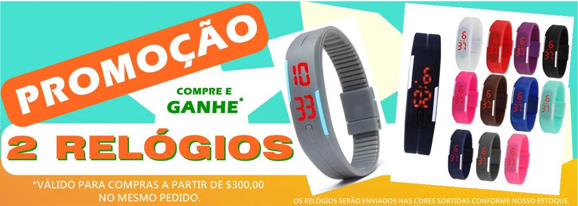 RELOGIO A PARTIR 300 REAIS