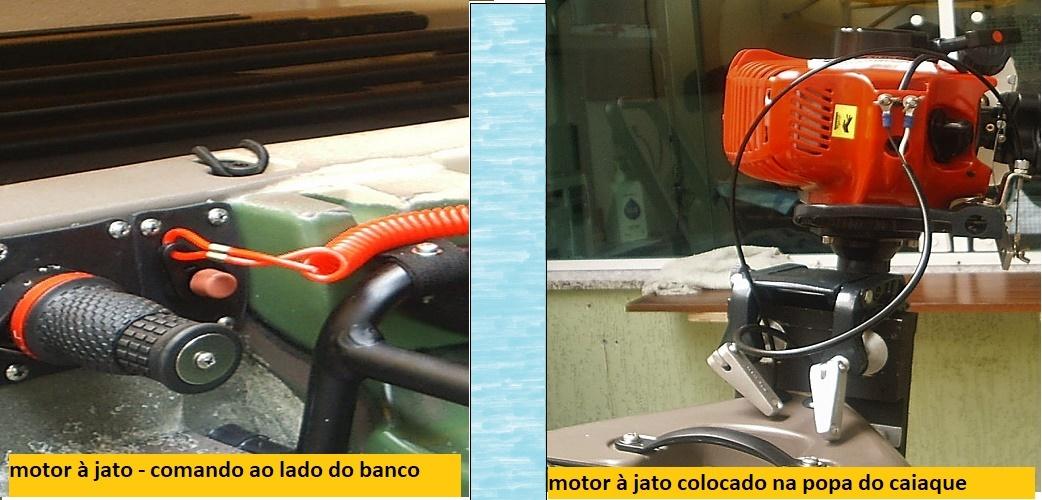 MOTOR A JATO 2X