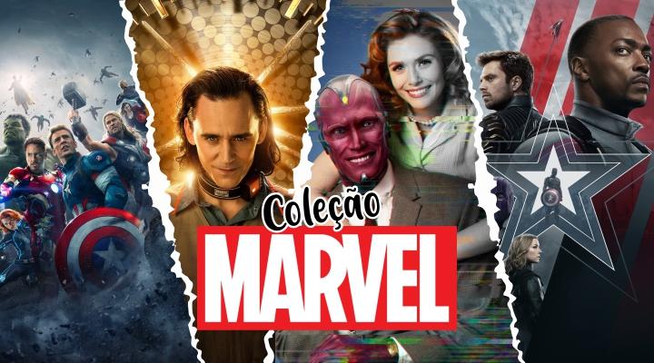 Coleção Marvel - Mobile