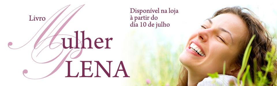 Full Banner - Livro Mulher Plena