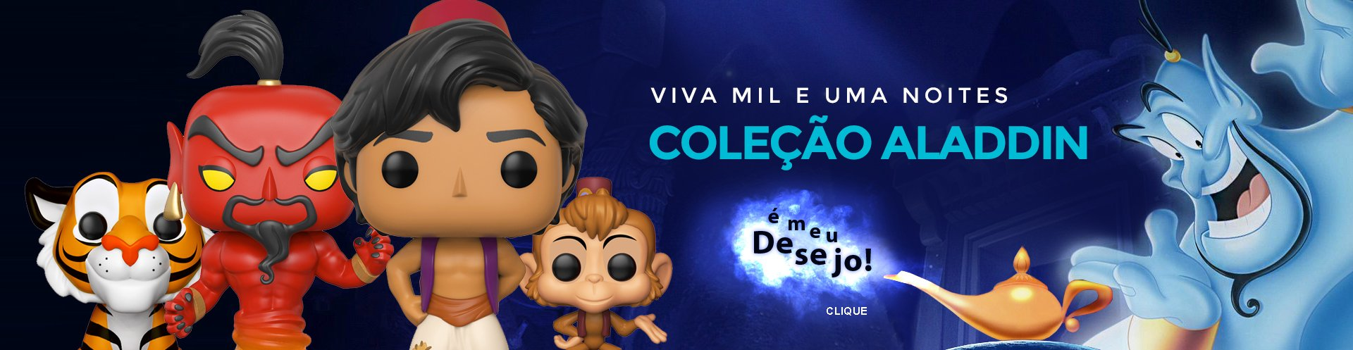 Disney Aladim