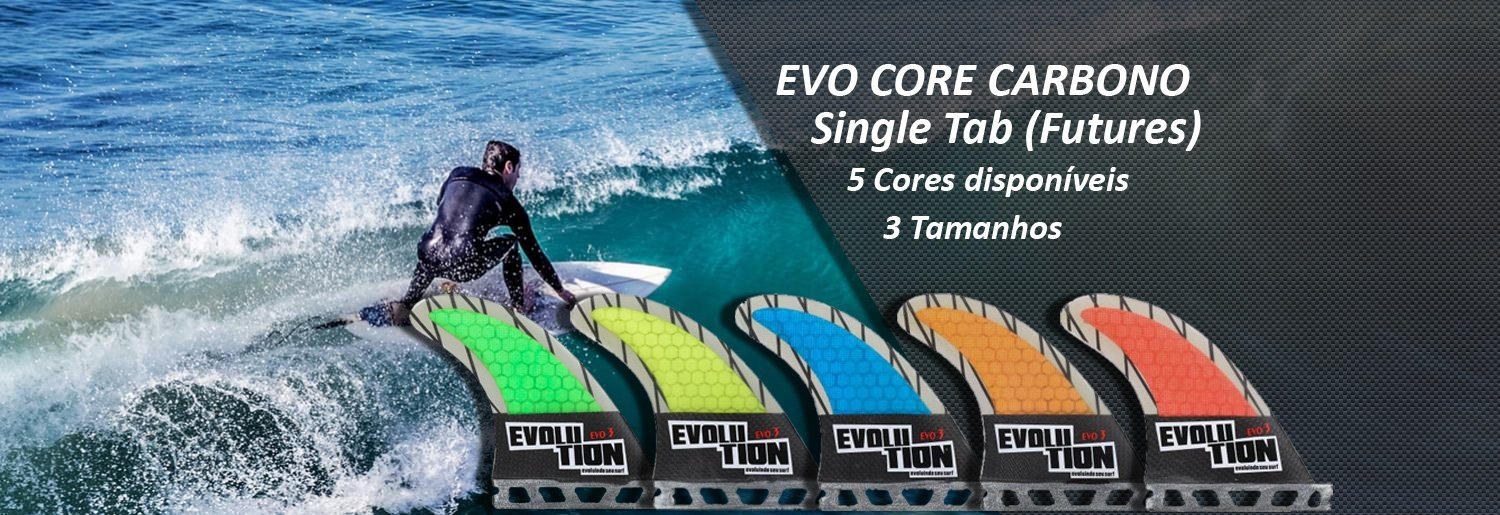 EVO CORE CARBONO - SINGLE  TAB.