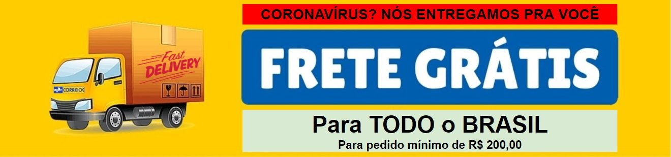 Frete Gratis coronavirus 2