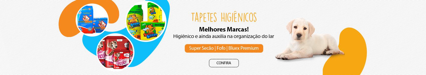 Banner Full | Tapetes Higiênicos
