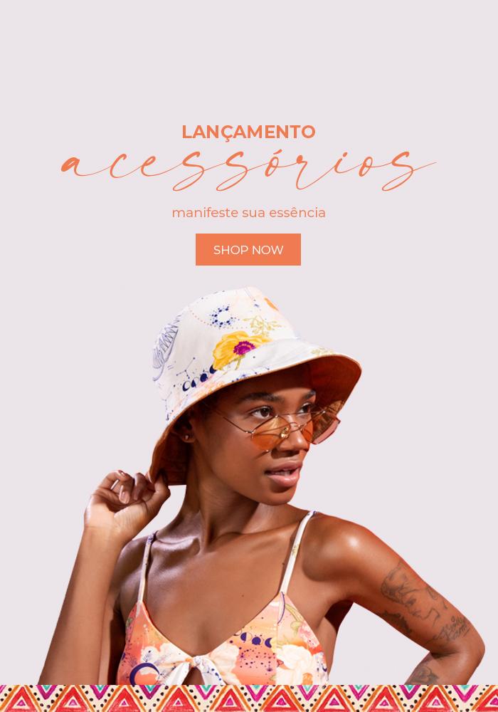 Banner Acessórios - Mobile (coleção Rastros)