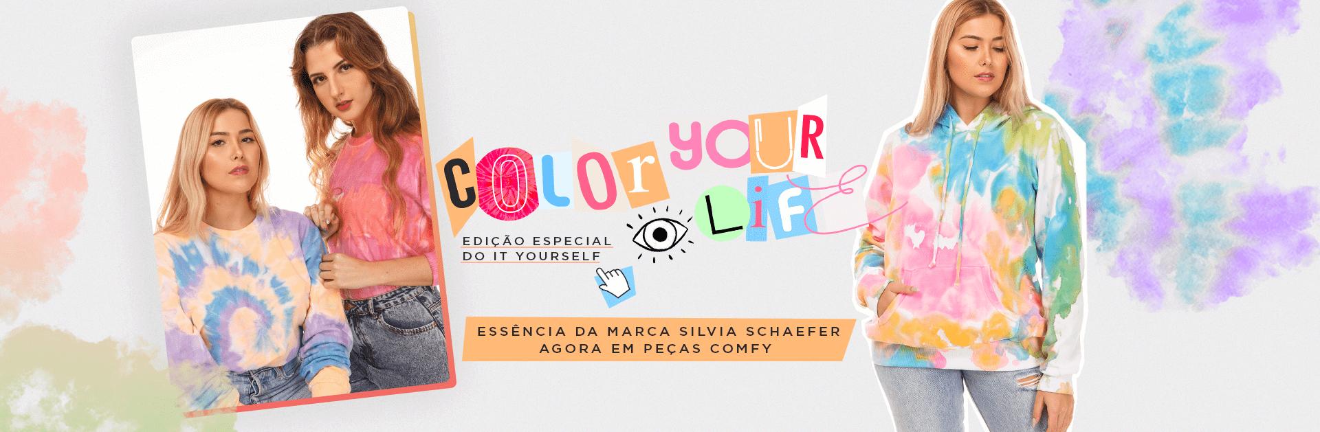 Coleção - Color Your Life