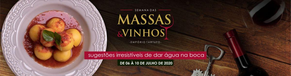 Semana Massas & Vinhos