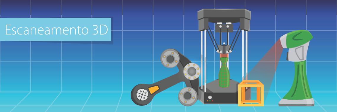 Banner Escaneamento 3D