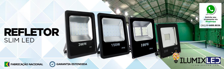 Banner Refletor LED