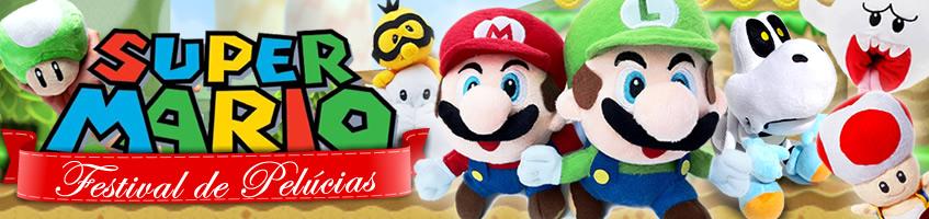 Festival Pelúcias Super Mario