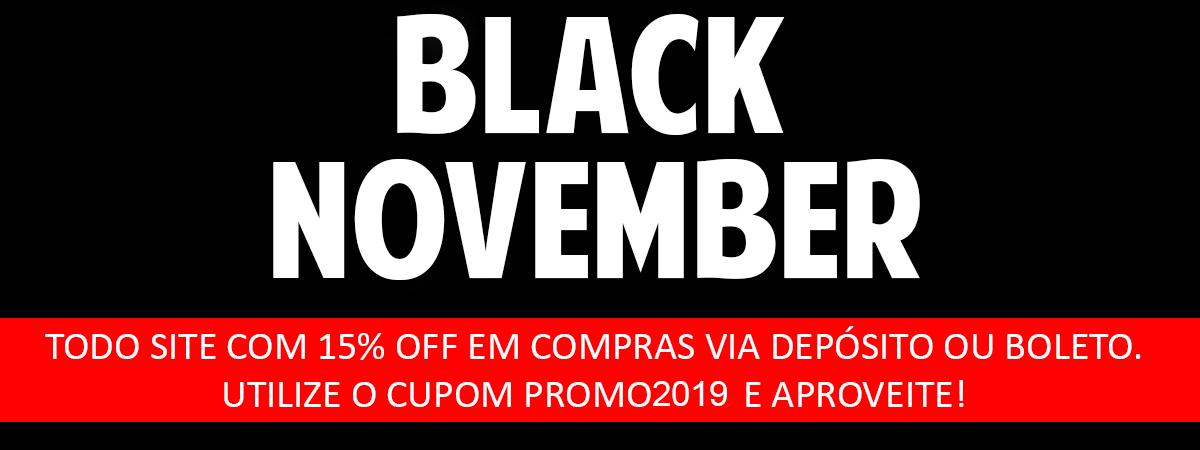 Black November 15% off