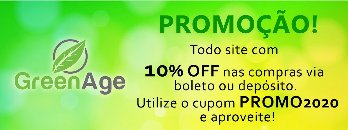 Promoção cupom