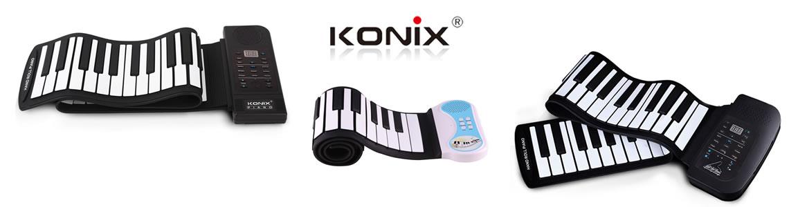 Konix Teclados