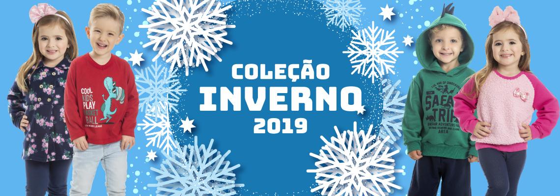Coleção Inverno 2019