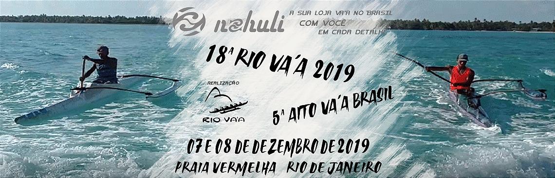 Banner Rio Va'a 2019