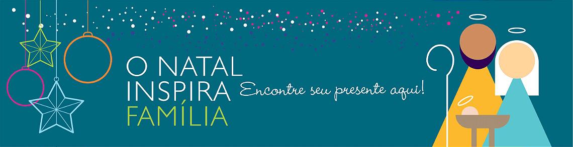 Banner Natal Familia