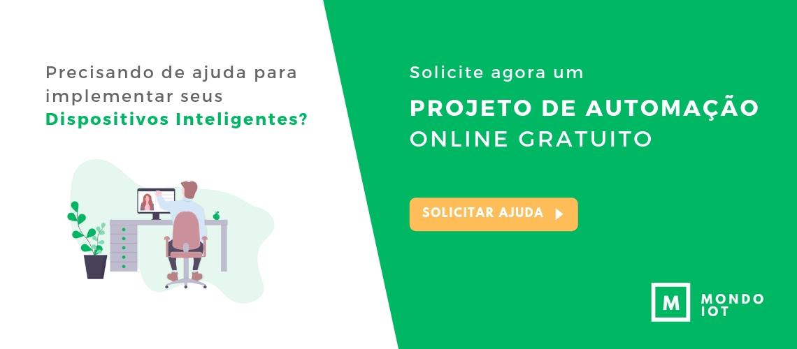 projeto de automação online gratuito