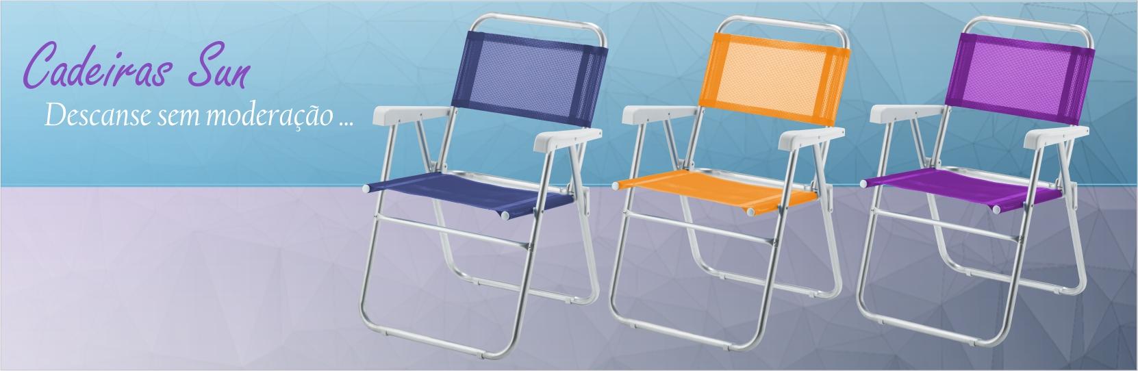 Cadeiras Sun