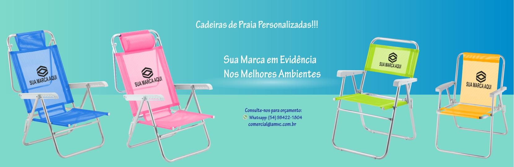 CADEIRAS PERSONALIZADAS
