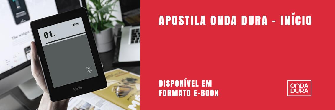 E book apostila