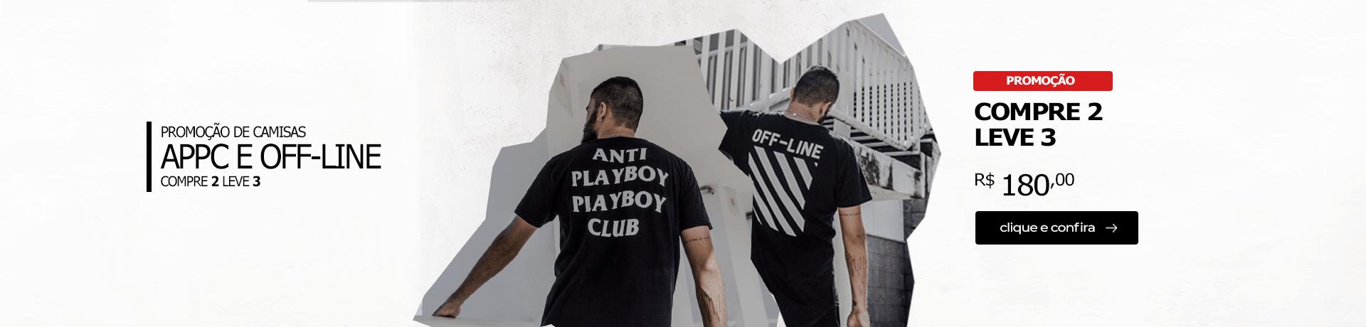 Promoção BM streetwear