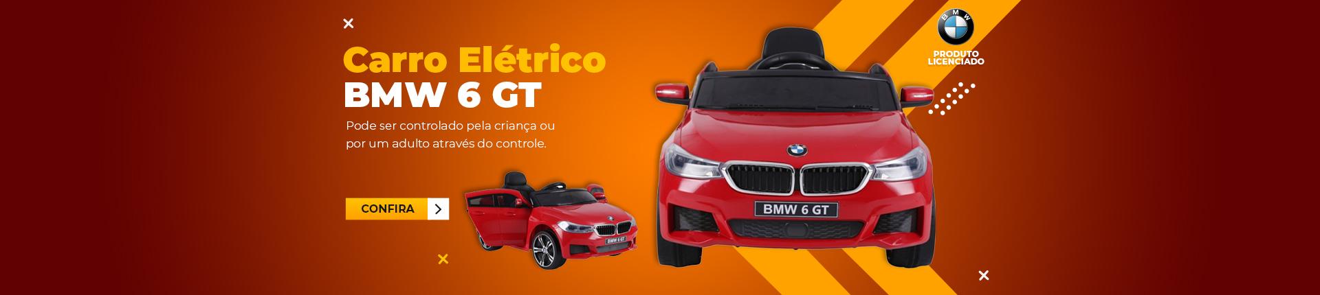 LDE - Carro elétrico BMW
