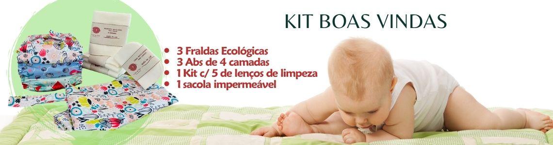 Kit Boas Vindas