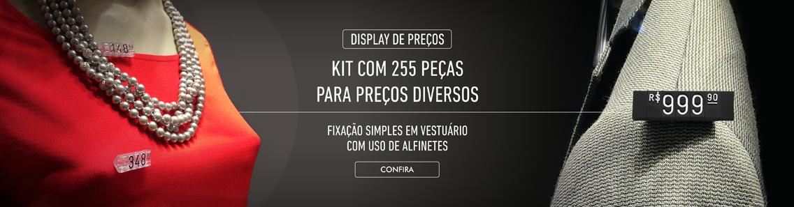 KIT 255 PEÇAS NEW