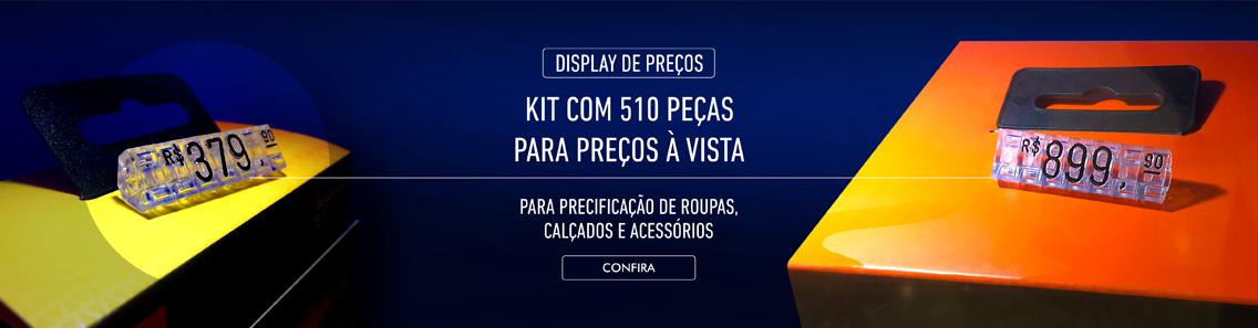 KIT 510 PEÇAS