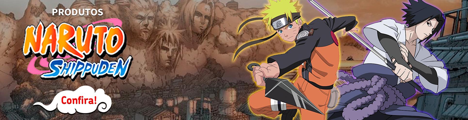 Produtos Naruto
