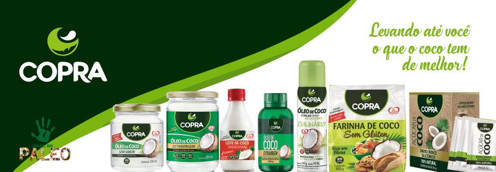 Copra Alimentos de Coco