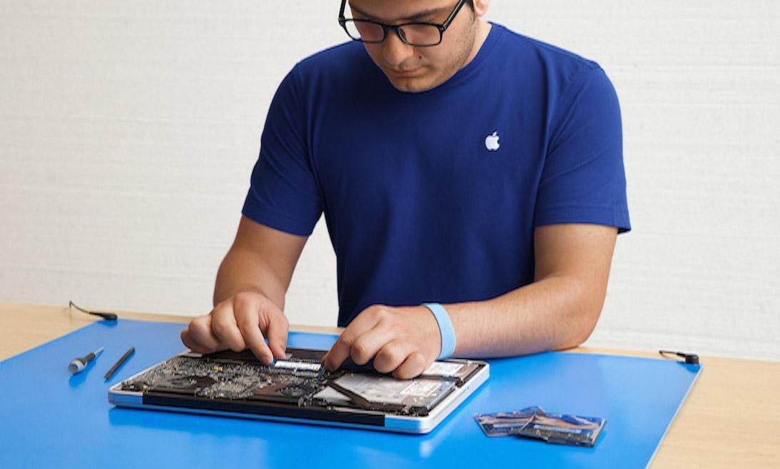 Manutenção Apple
