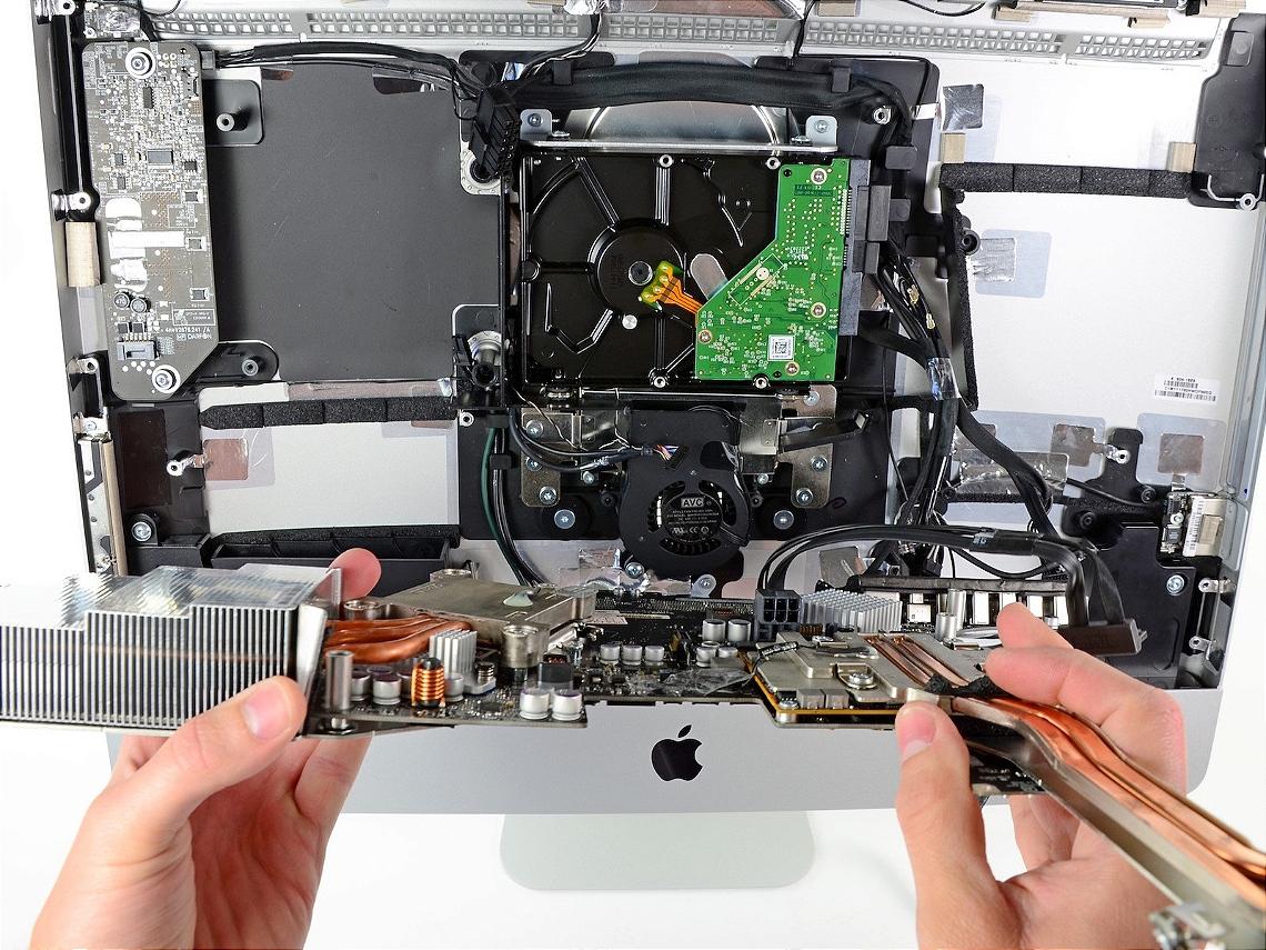 Reparo iMac
