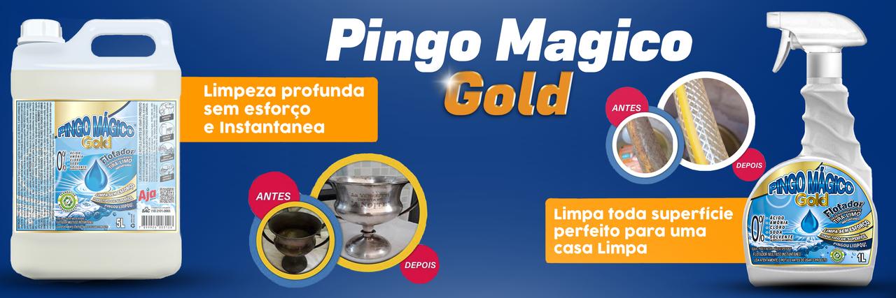 Pingo e seus Magicos!
