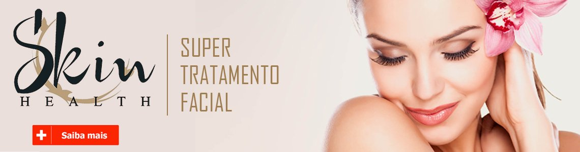 Skin Health - Super Tratamento Facial