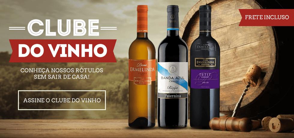 Banner Grande Clube do Vinho