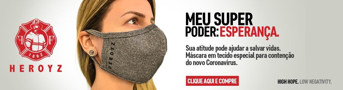 Máscara HeroMask