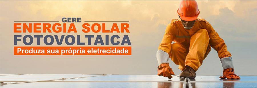 energia solar Economize até 95% de energia com a Sollux